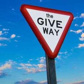 The Give Way
