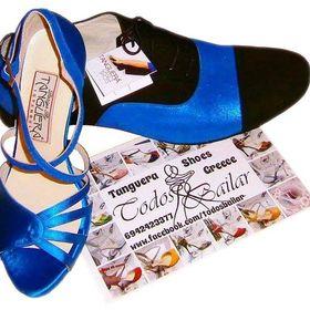 Tanguera Tango Shoes