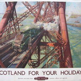 Original Railway Posters
