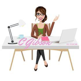 C Gibson |         Author+Blogger+Pinterest Advisor