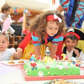 Filii Çocuklu Oyun Cafe ve Doğum Günü Parti Evi