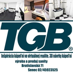 TGB Kúpeľne