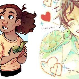 Γɧɵςɛ ΓʊɾʈƖɛ ßɵɣς and Eliza!