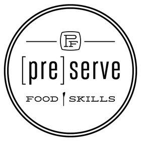 [pre]serve foodskills