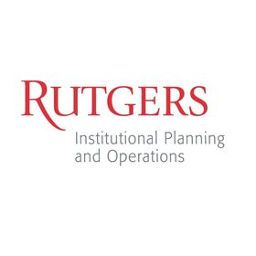 Rutgers Institutional Planning and Operations