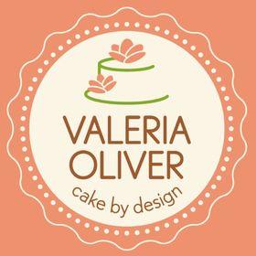 VALERIA OLIVER cake by design