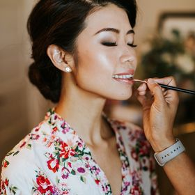 Make-up | by Joelle Chan