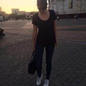 Дарья Тарусина