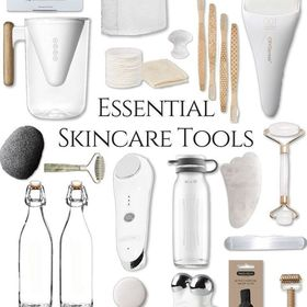 Wellbeing and healthy skin