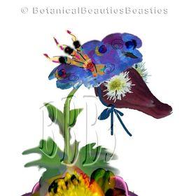 Botanical Beauties & Beasties