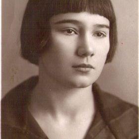 Ульяна Оленина