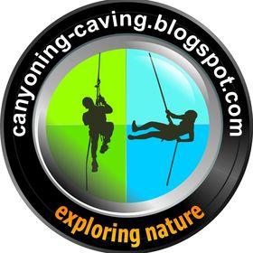 Canyoning-Caving