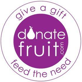Donate Fruit
