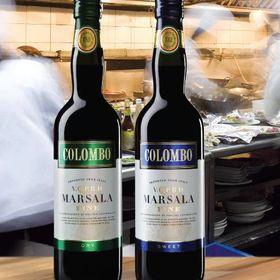 Colombo Marsala Wine