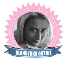 Blondynka Gotuje