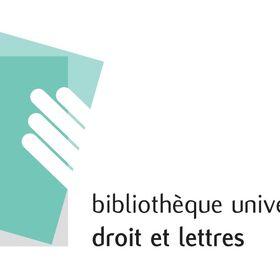 BU Droit et Lettres Grenoble
