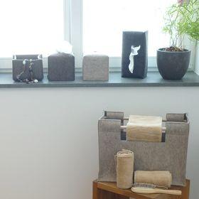 manufra - feines aus filz