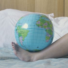 The World at My Feet