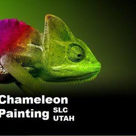Chameleon Painting