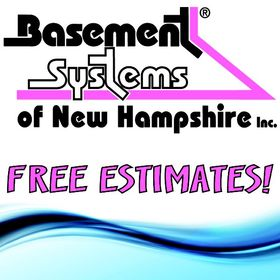 basement systems of new hampshire inc bsofnh on pinterest rh pinterest com