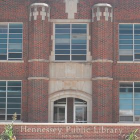 Hennessey Public Library