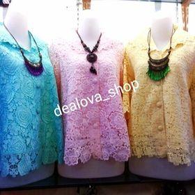 Dealova shop