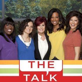 The Talk Thetalkcbs Profile Pinterest