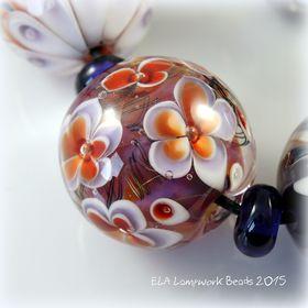 Marcela Horakova - Lampwork Beads