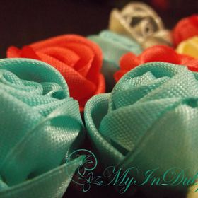 MyInDulzens - Handmade Flower Craft