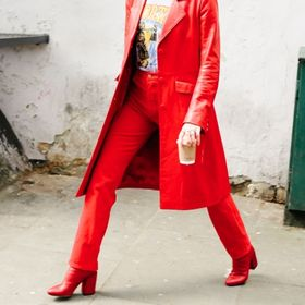 MELISSA PINKSTONE Womenswear & Print Designer