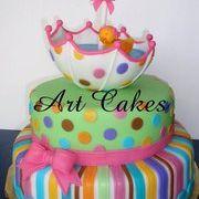 Nora's Art Cakes
