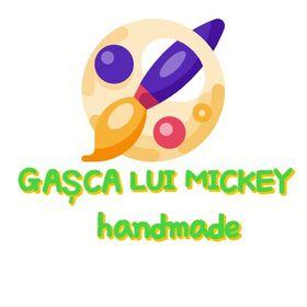 Gasca lui Mickey handmade