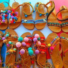 Penelope's Sandals