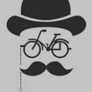 Sweets On Bicycle