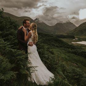 Weirdie Grizzly - Scotland Adventure Elopement Photographer