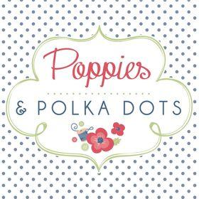 Poppies & Polka Dots