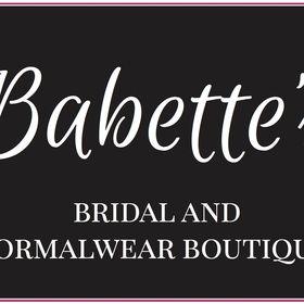 Babette's Gowns