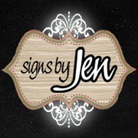 Signs by Jen