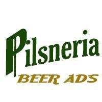 Beer Ads Pilsneria