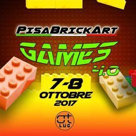 PisaBrickArt by OrangeTeamLUG