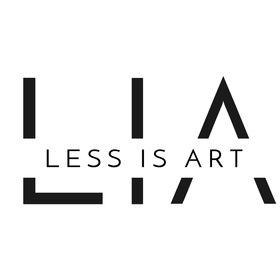 Less is art