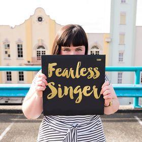 Mel Lathouras - Singing + Mindset + Blog Tips