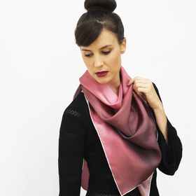 Silk Art Scarves