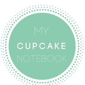 My Cupcake Notebook