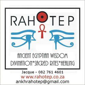 Jacque AKA Rahotep
