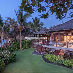 amandara - bali style interior design & architecture
