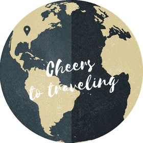 Cheers to traveling