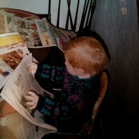 VINTAGE MACRAME PATTERN BOOKLET BOUNCING BABY BAGS PERSIAN PASTELS 1982