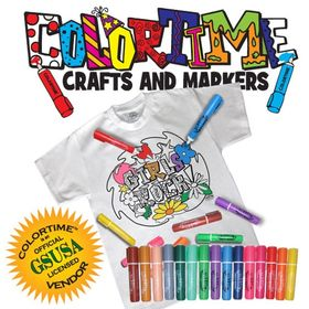 Colortime Crafts and Markers™
