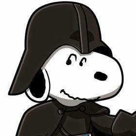 Darth Snoopy